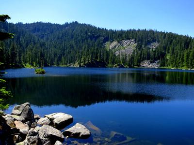 Фото красивых озер