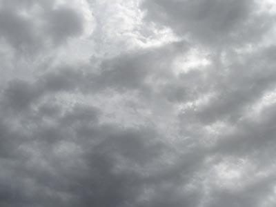 Грозовое небо фото