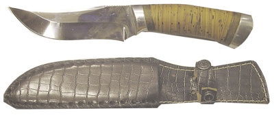 Нож г. Ворсма