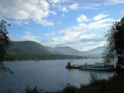 Телецкое озеро фото