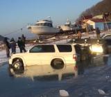 выезд на лед