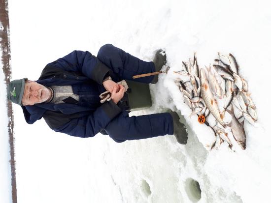 настоящий рыбак