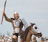 Якутский воин