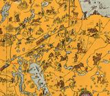 Карта охотничьих хозяйств