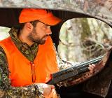 Охотник стрельба
