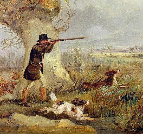 охотничья практика