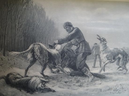неудачи на охоте