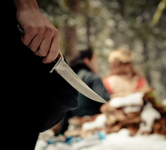 Выбор охотничьего ножа
