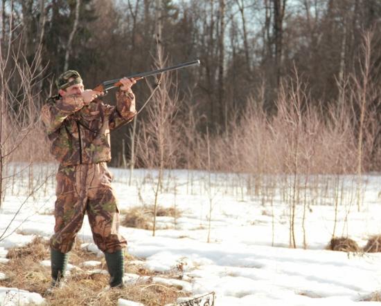охотники и рыбаки Сибири