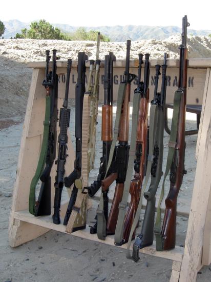 ограничение оборота гражданского оружия