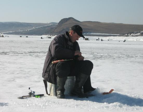 Удача на рыбалке