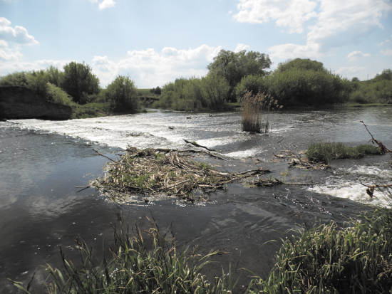 река Олым