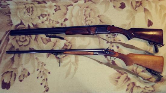 ружье 16-го калибра