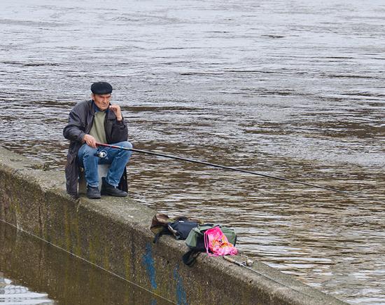 рыбалка на малой родине