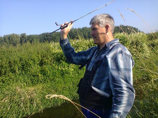 Как нужно ловить рыбу