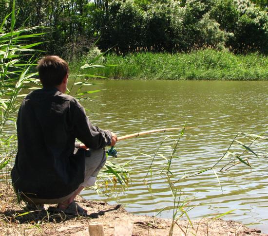 увлечение рыбалкой