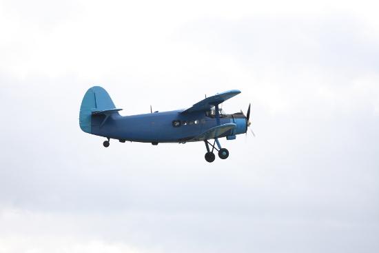 На рыбалку самолетом
