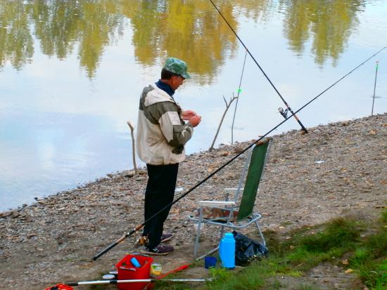 Сентябрьская рыбалка