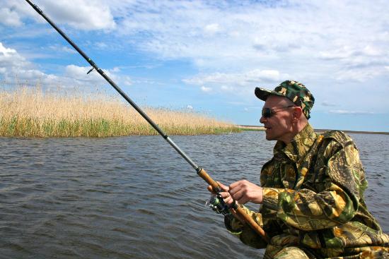 Поездка на рыбалку