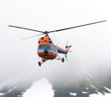 охота с вертолета
