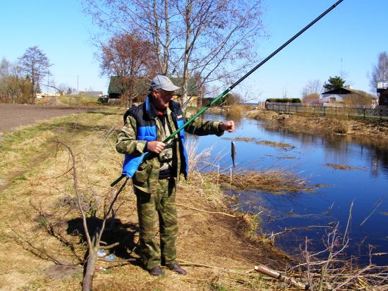интересные случаи на рыбалке