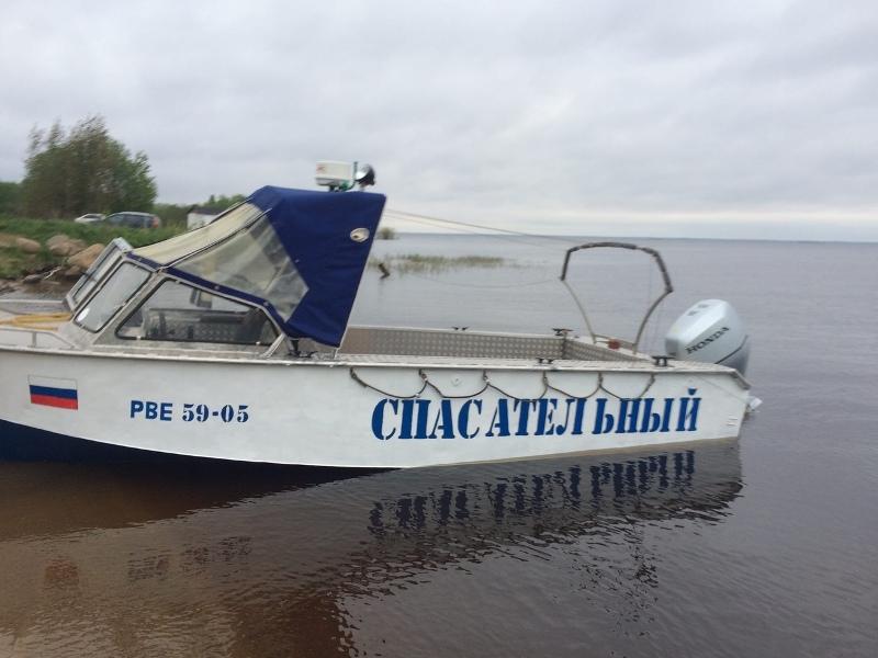 На Рыбинском водохранилище спасли рыбаков