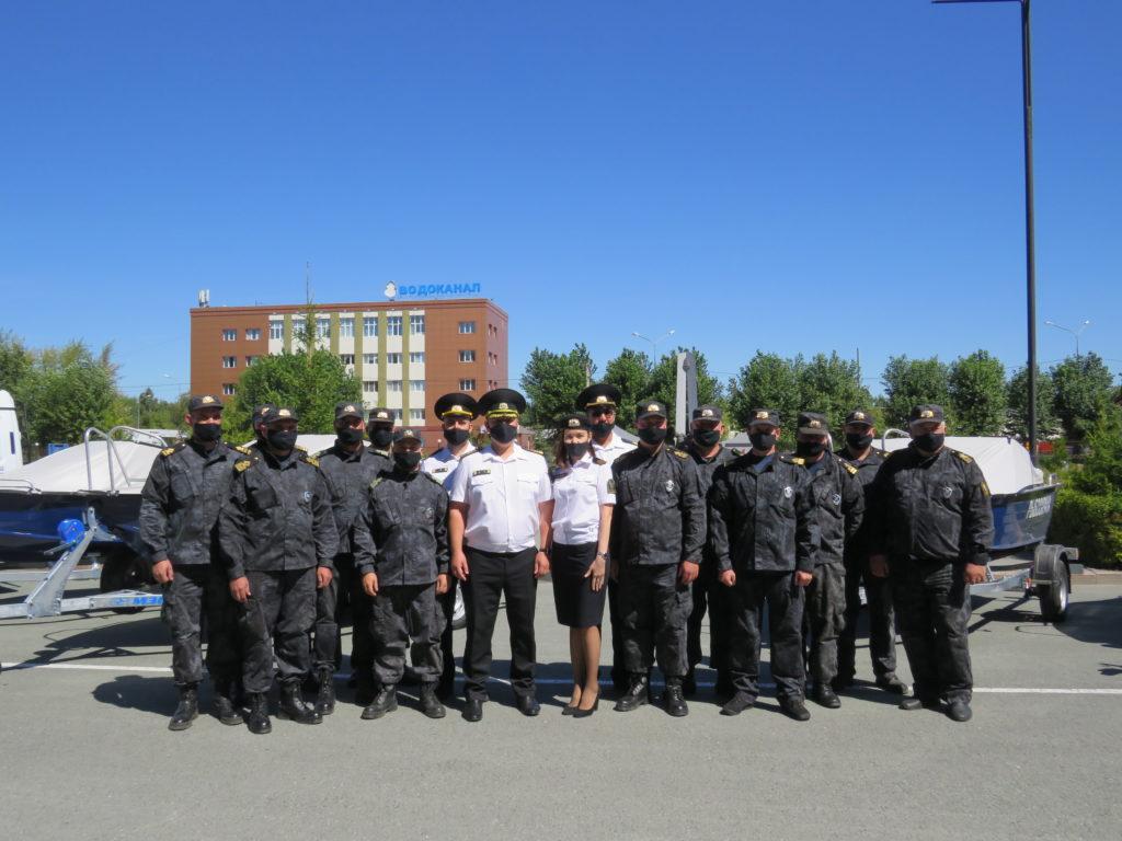 Рыбоохрана на Урале получила новые катера и машины