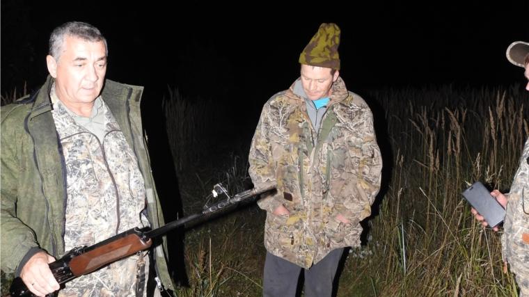В Чувашии впервые выявили незаконную охоту с тепловизором