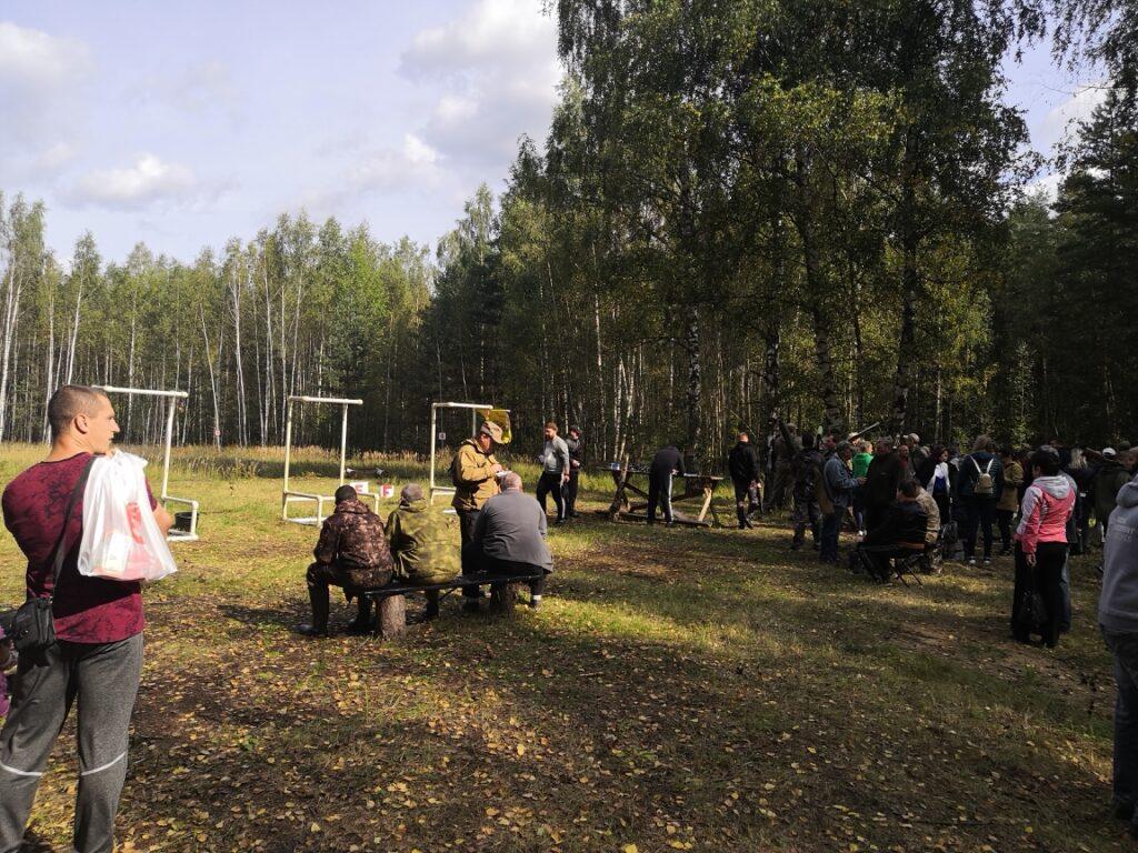 В Твери отпраздновали День охотника