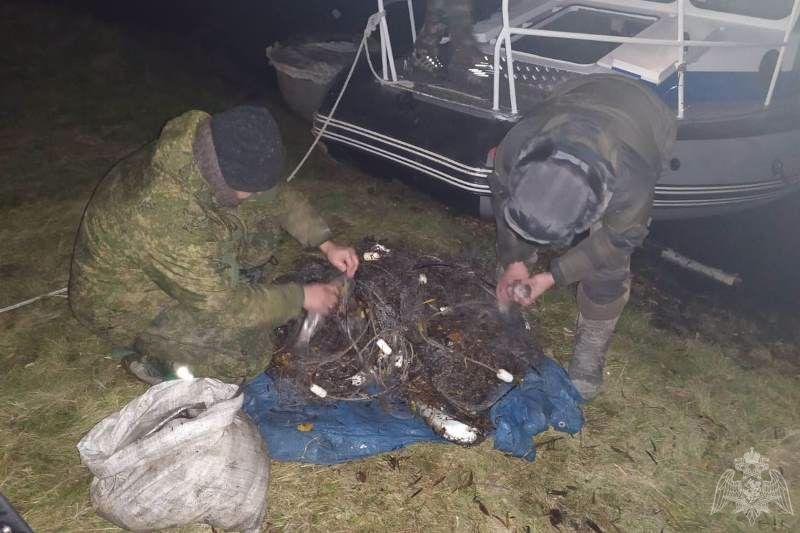 В Бурятии ОМОН поймал браконьеров