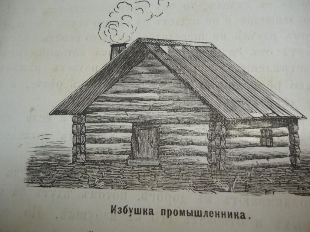 Олень и охота за ним на Среднем Урале. Часть третья