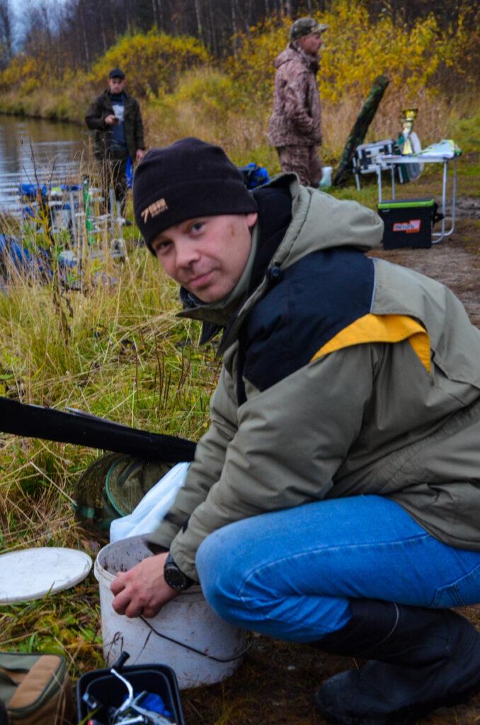 В Архангельской области прошел чемпионат по ловле донной удочкой