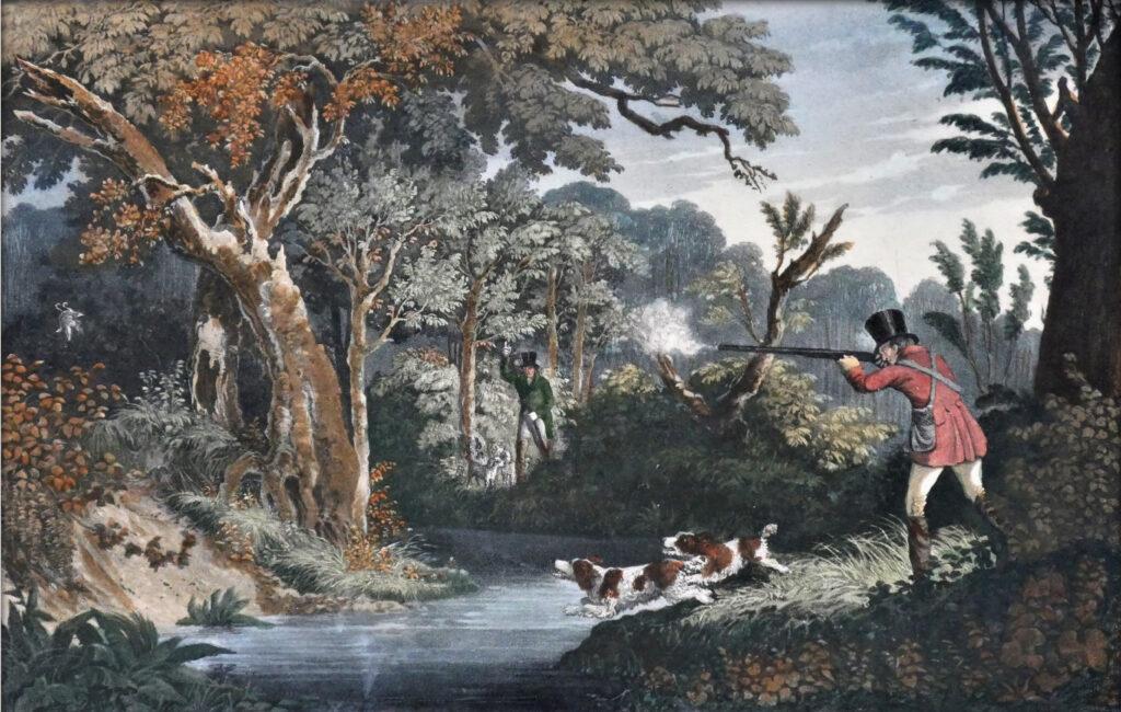 Несколько слов об охоте на вальдшнепа