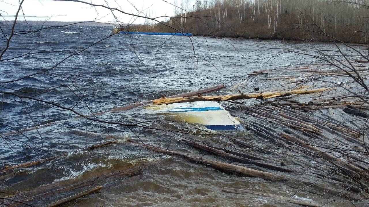 В Амурской области спасли четверых рыбаков
