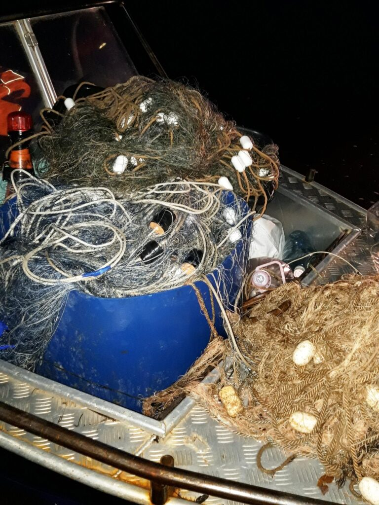 На Урале горе-рыбаки причинили природе миллионный ущерб
