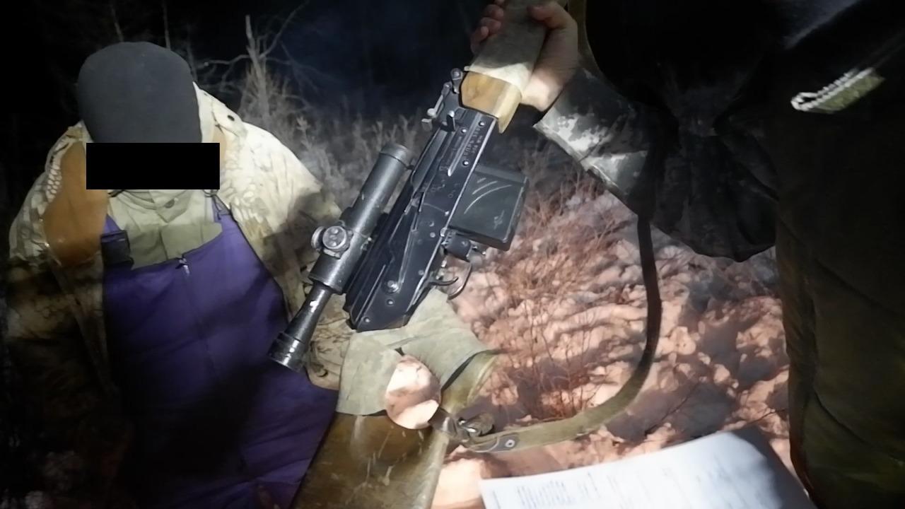 В Якутии браконьеры с фарами охотились на косуль