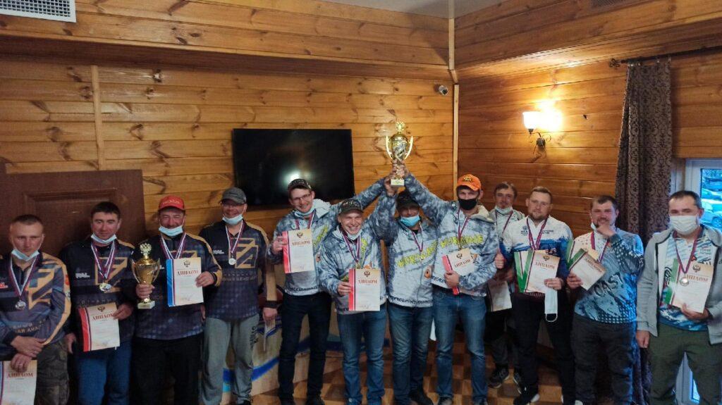 В Астраханской области спиннингисты разыграли Кубок России