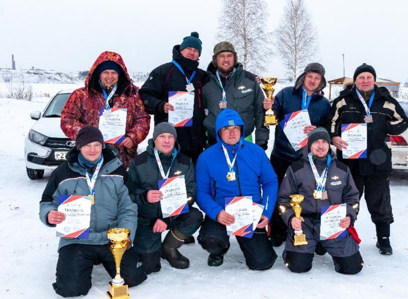 В Красноярском крае прошел чемпионат по ловле на мормышку