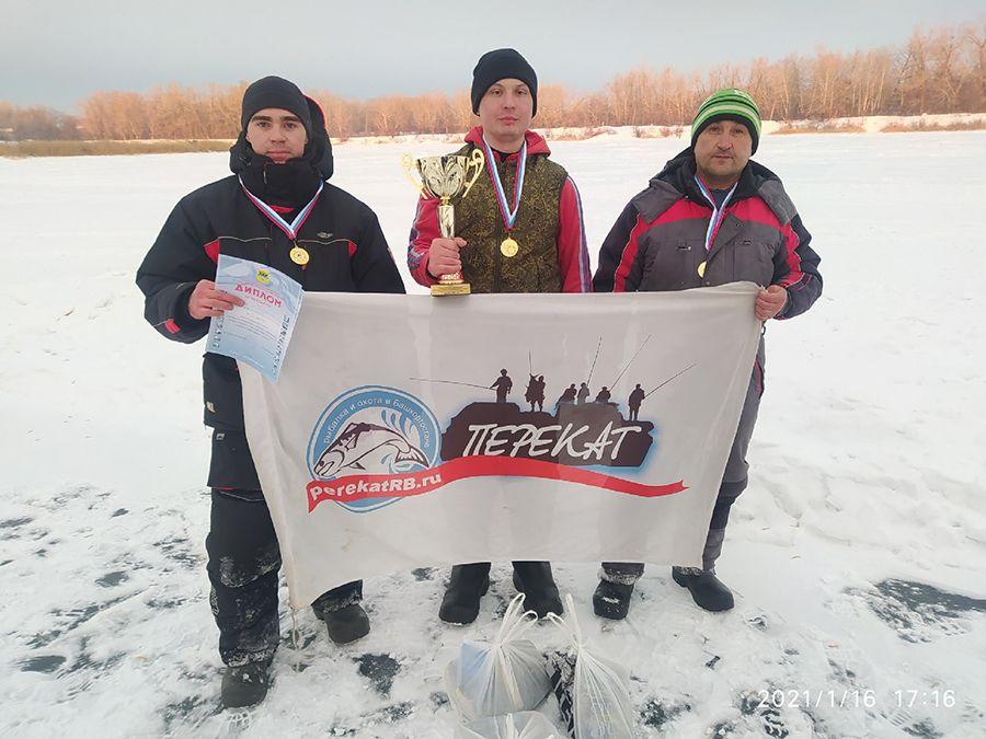 Мормышечники организовали чемпионат Оренбурга