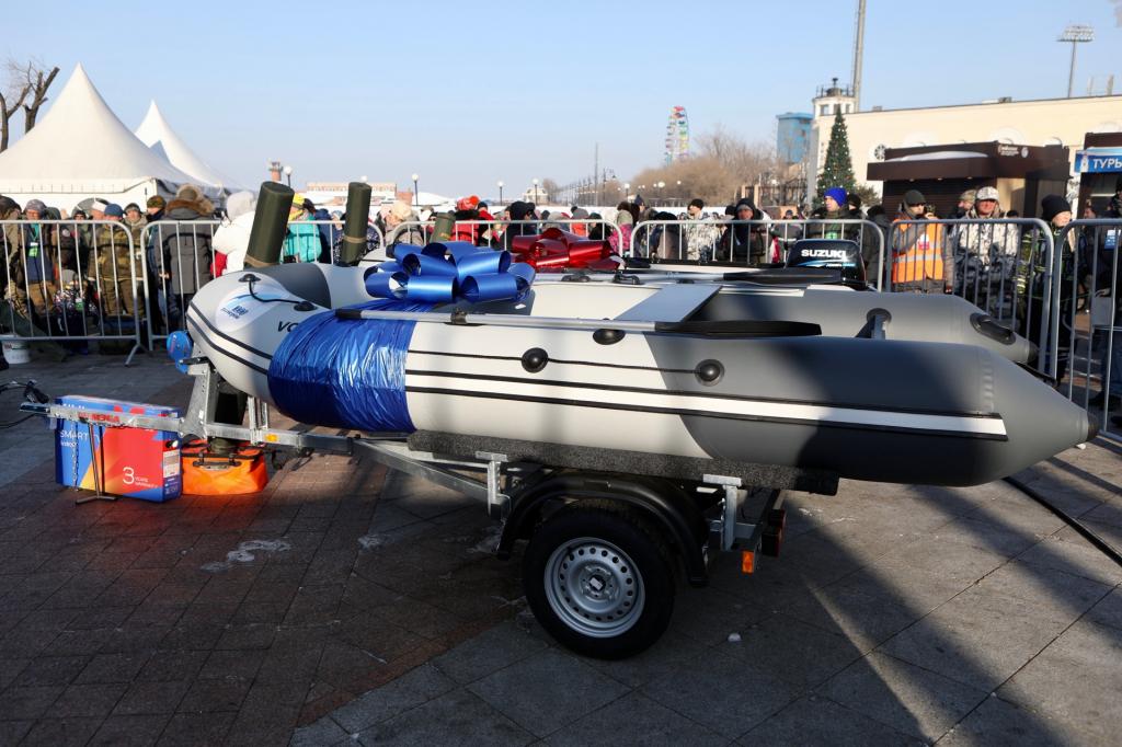 В Томской области отменили «Народную рыбалку»