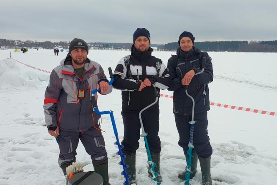 Чемпионов Московской области определили на Можайском водохранилище