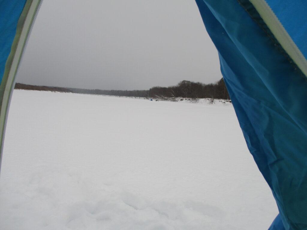 Палатка для подледного лова