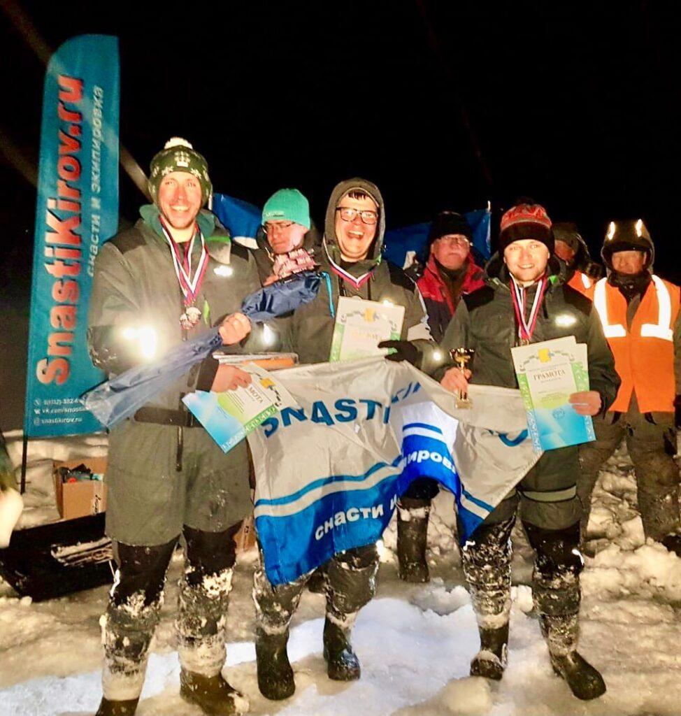 В Кировской области разыграли Кубок по ловле на мормышку со льда