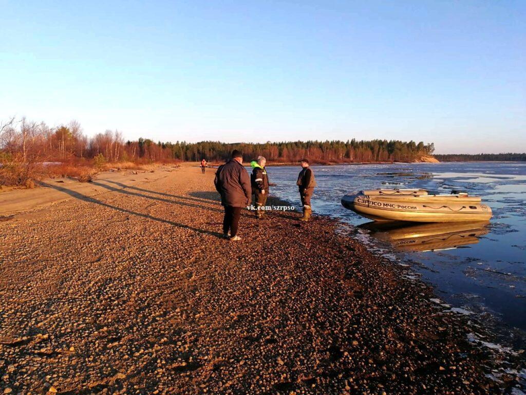 В Мурманской области спасли рыбаков