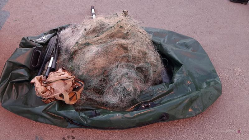 В Волгоградской области подвели итоги спецоперации против браконьеров