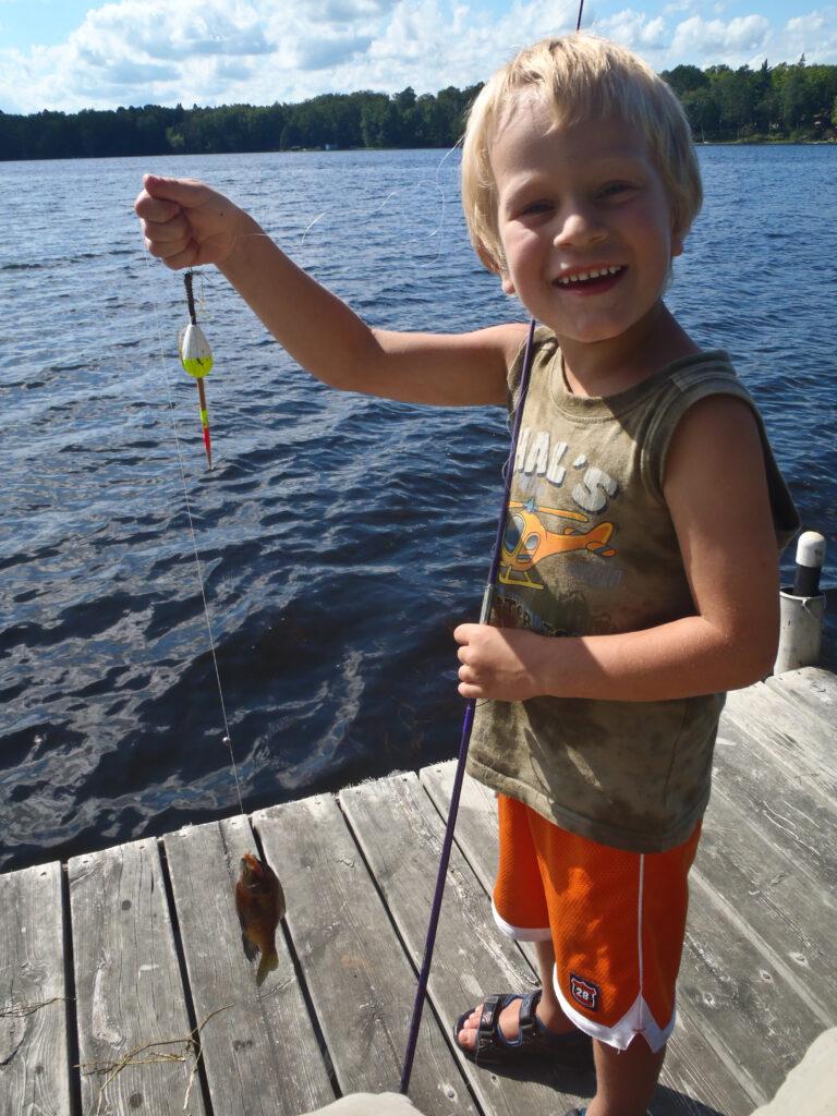 Загибайки от рыбака-любителя