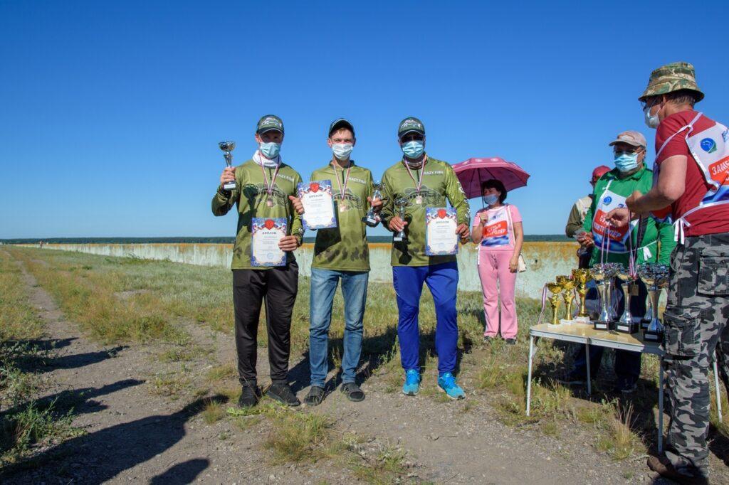 В Липецкой области определили чемпионов среди спиннингистов