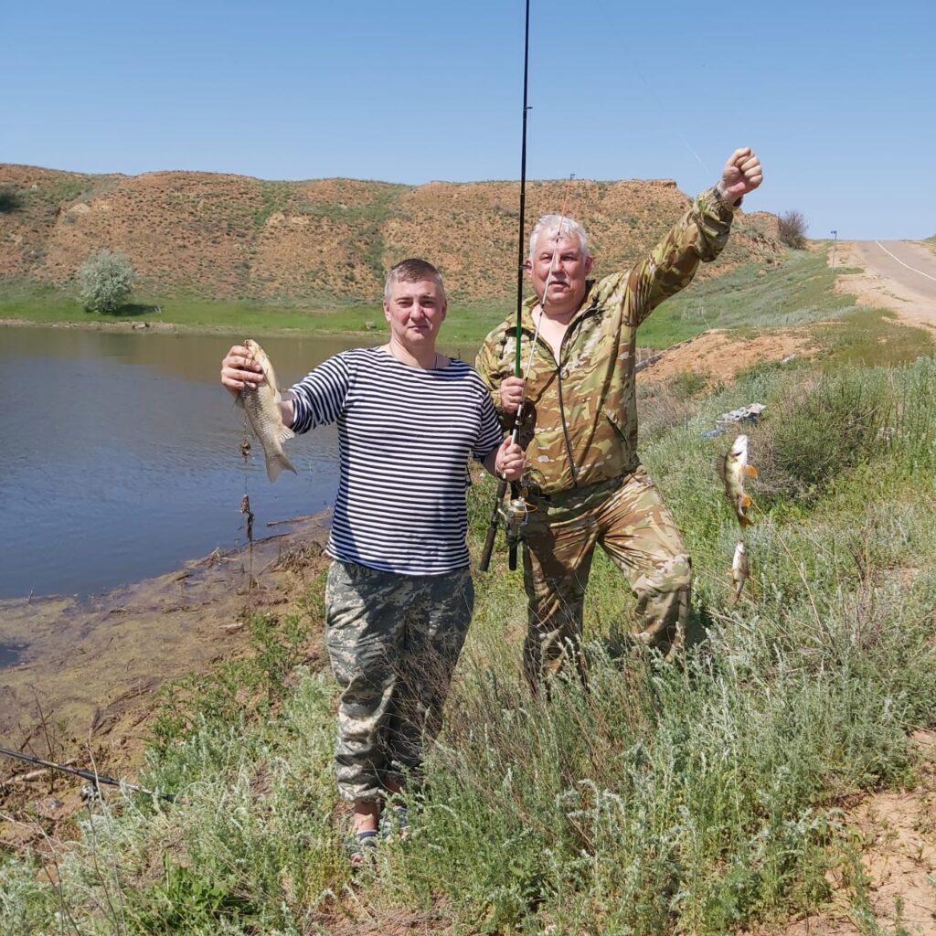 Радости и разочарования астраханской рыбалки