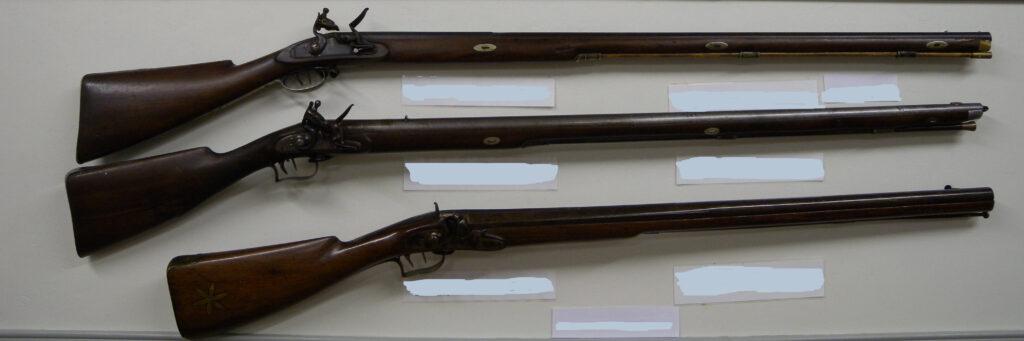 Об изменениях в ружье центрального боя. Часть первая