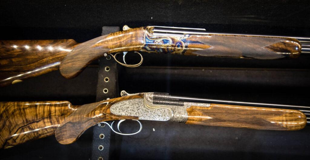 Об изменениях в ружье центрального боя. Часть вторая